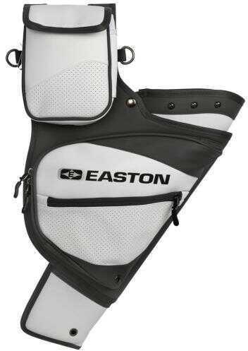 Easton Outdoors Easton Elite Hip Quiver White Lh Model: 726073