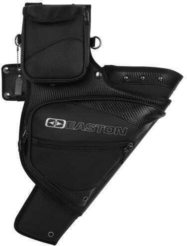 Easton Outdoors Easton Elite Hip Quiver Black Lh Model: 226075