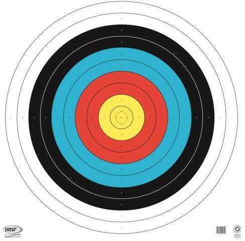 Maple Leaf Press Inc. Maple Leaf NASP Target 80 cm. 25 pk. Waterproof Model: NASP WP-80