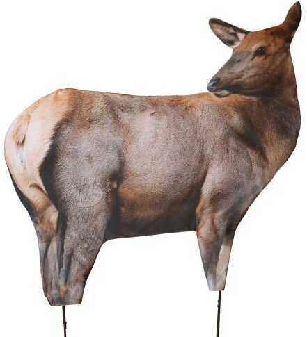Montana Decoy Elk Decoy Rocky Mountain Elk Foundation Model: 0064