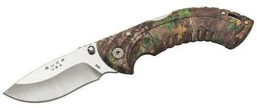 Buck Knives Buck Folding Omni Hunter Realtree Xtra Green 10 Point Model: 7494