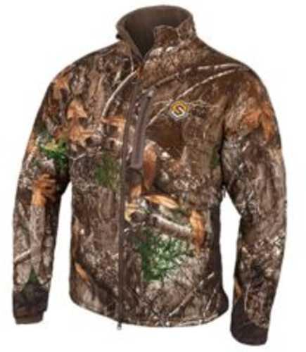 Scent-Lok Revenant Fleece Jacket Realtree Edge Large Model: 83912-153-LG