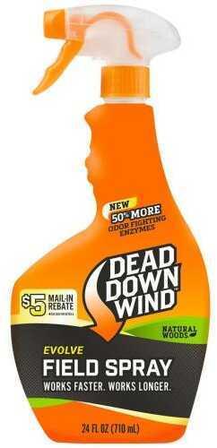 Dead Down Wind Field Spray Natural Woods 24 oz. Model: 1392418