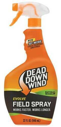 Dead Down Wind Field Spray Natural Woods 32 oz. Model: 1393218