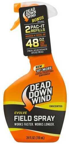 Dead Down Wind Field Spray Combo 48 oz. (24 oz. plus 2 Pac-Its) Model: 134818