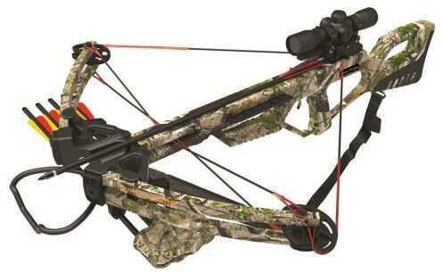 Arrow Precision Inferno Flame Crossbow w/Illuminated Reticle Scope Model: 131