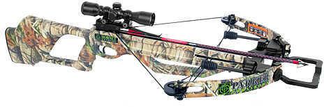 Parker Bows PARKER COMPOUND BOWS INC Parker Hornet Extreme Crossbow Package w/Illum Multi-Reticle Scope Vista PAR1212