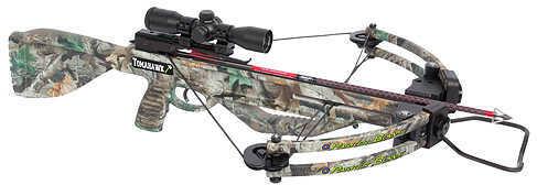 Parker Bows PARKER COMPOUND BOWS INC Parker Tomahawk w/3X Multi-Reticle Scope 160lb. Vista PAR1220
