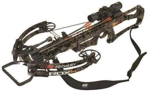PSE RDX 400 Crossbow Package Mossy Oak Country Model: 01275CY