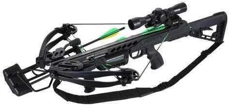 SA Sports Empire Aggressor 390 Crossbow Pkg. Black Model: 622