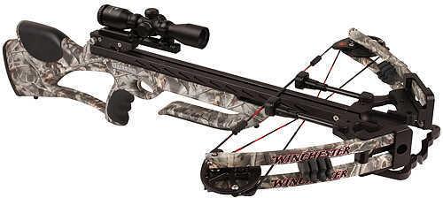 Winchester Archery Winchester Stallion Crossbow Package w/Illum 3X Scope 165lb Reaper WIN1200
