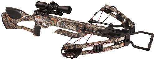 Winchester Archery Winchester Bronco Crossbow Package w/Illum 3X Scope 150lb G1 WIN1202