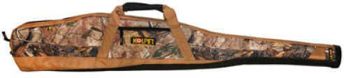 "Kolpin Deluxe Soft Armor Gun Boot - Realtree AP Fits both shotguns and rifles up to 52"" - Molded EVA foam b 20157"