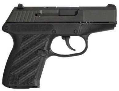 Kel-Tec Pistol 9mm Luger Parkerized/Black Grip P-11PK
