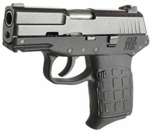 Kel-Tec Pistol PF-9 9MM Blued/Black Grip 7 + 1 Rounds