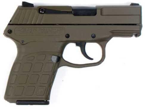 Kel-Tec Pistol PF-9 9mm Luger Green/Green Grip P-F9GRNGRN