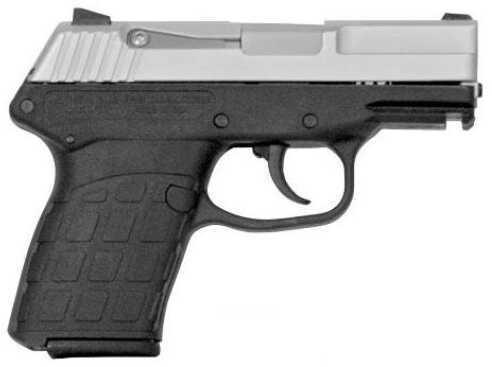 Kel-Tec Pistol PF-9HC 9mm Luger Hard Chrome/Black Grip P-F9HC