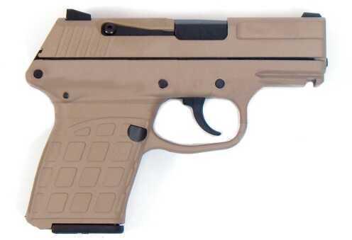 Kel-Tec Pistol PF-9 9mm Luger Tan/Tan Grip P-F9TANTAN