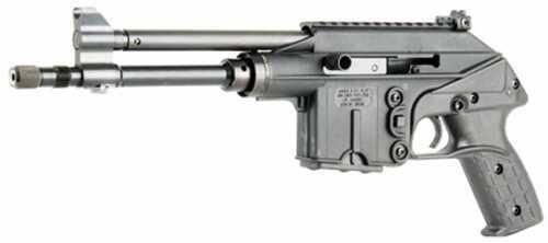 Kel-Tec Pistol PLR-16  223 Remington/ 5.56 mm NATO     BluedFinish  Black Grip  Threaded Barrel  Glass Fiber Polymer P-LR16