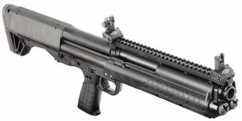 "Kel-Tec Shotgun 12 Gauge Black 13 Shot 18.5"" Barrel KSG"
