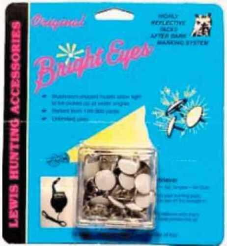 Lewis Hunting Accessories Lewis Bright Eyes Tacks 50/Box Original BE