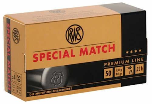Walther RWS 22LR SPEC MATCH 50 2134233