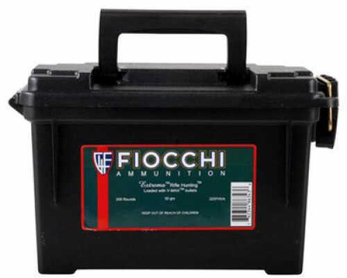 Fiocchi Ammo 223 50 VMX 200R PLANO BOX 223FHVA