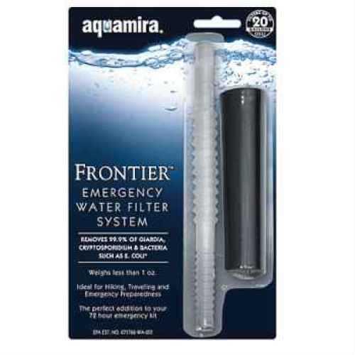 McNett Aquamira Frontier Filter Standard 42100
