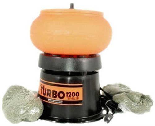 Lyman Turbo 1200 Tumbler - 115V Original Roto Molded bowl design - Redesigned base & drive system - Improv 7631305