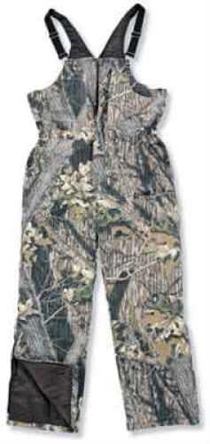 Mossy Oak / Russell Mossy Oak Jr Bib Overall Twill Infinity Camo Insulated 0159-M2DS