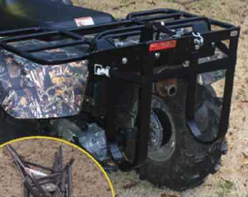 Miller MFG Miller ATV Treestand Carrier Rubber Coated & Adjustable 202TC