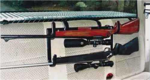 Miller MFG Miller Seat Rack 2-Gun Rack (Ex-Cab/2001-2003) Size Extended Cabs 203