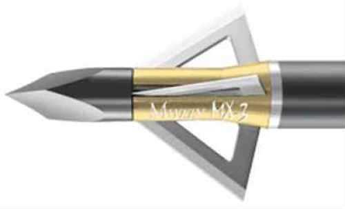 Muzzy Archery Muzzy Broadheads MX-3 75gr 3-Blade 3pk 207-MX3