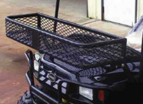 Miller MFG Miller Golf Cart Front Basket Rubber Coated 216D