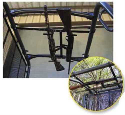 Miller MFG Miller UTV Roof Mount Gun Rack 2-Gun For Mules/Ranger/Kubota 220