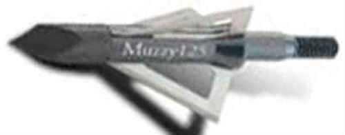 Muzzy Archery Muzzy Broadheads 125gr 3-Blade 6pk 235