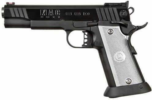 MAC 3011 SSD 40 S&W Barrel 15 Round Deep Blue Finish Semi Automatic Pistol M30SD40B