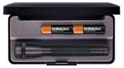 Maglite Mini 2-Cell AA Flashlight Black - Presentation Box Includes batteries High-intensity krypton M2A01L