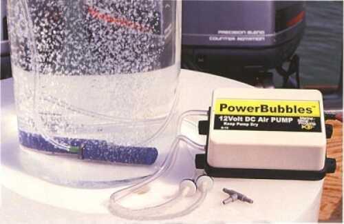Marine Metal Power Bubbles Aerator 12V Md#: B-15
