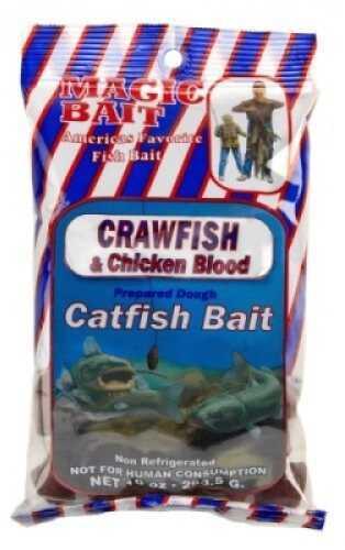 Magic Bait Magic Catfish Bait Crawfish/Chicken Blood Md#: 16-12