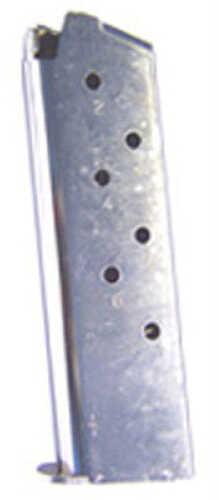 Mecgar 1911 7 Round Standard Nickel MGCG4507N