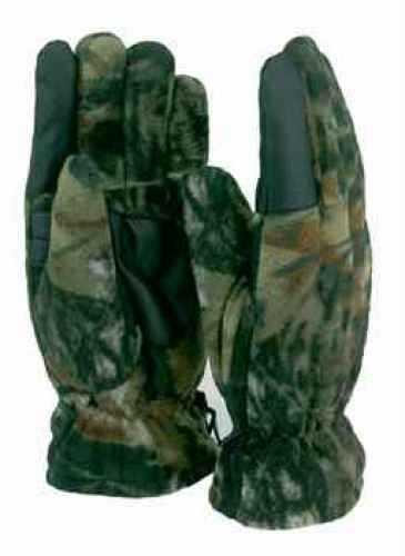 Manzella Productions Manzella Gloves Hunter AP-Camo Large FLF-50-WBL