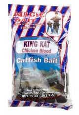 Magic Bait Magic Catfish Bait King Kat Chicken Blood Md#: 71-12
