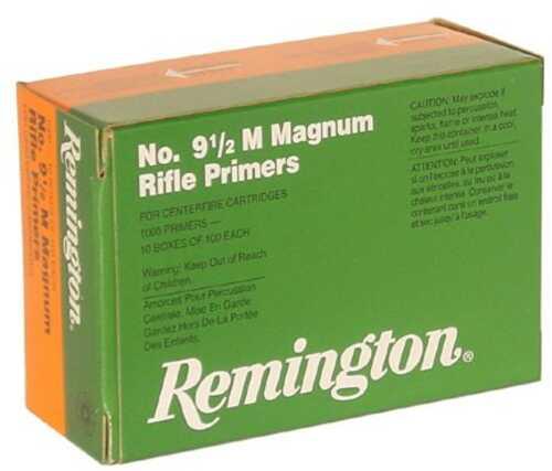 Remington 9 1/2 Magnum Large Rifle Primer (1000 Count)