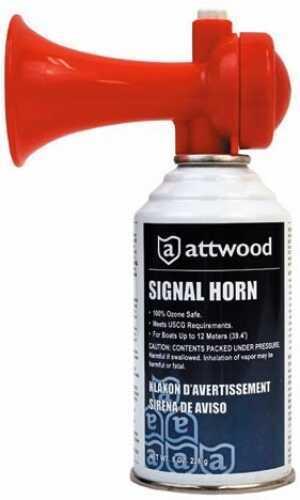 Attwood Signal Horn 3 1/2Oz