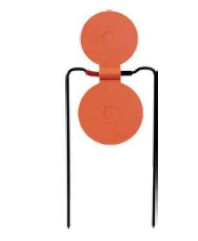 Allen Cases Allen Take-A-Hit Target Spinner Orange Model: 15442