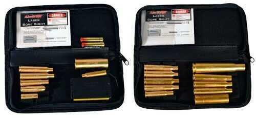 Aimshot Boresight Kits Master Rifle Laser & 16 Arbors Model: KT-MASTER-RED