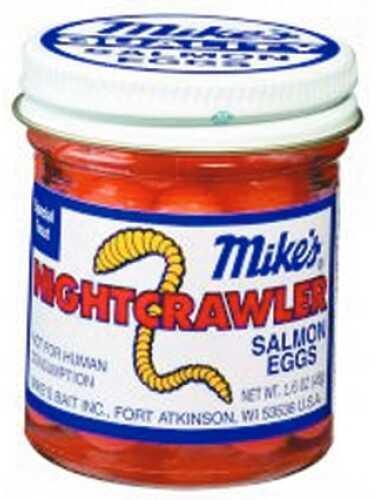 Atlas / Mike's Bait Atlas-Mikes Bait Atlas-Mikes Salmon Eggs 1.6oz Garlic Egg Salmon 1040
