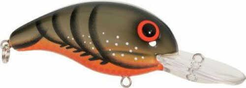 Bandit Lures Bandit Mid Range 1/4 Green Speckled Craw Md#: 100-51