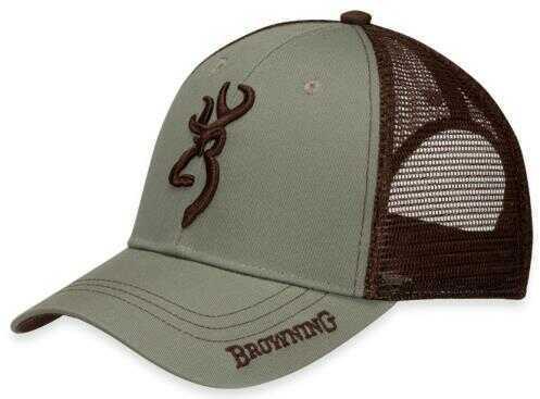 Browning Cap Cache Sage/Brown 3D Bm Model: 308181541